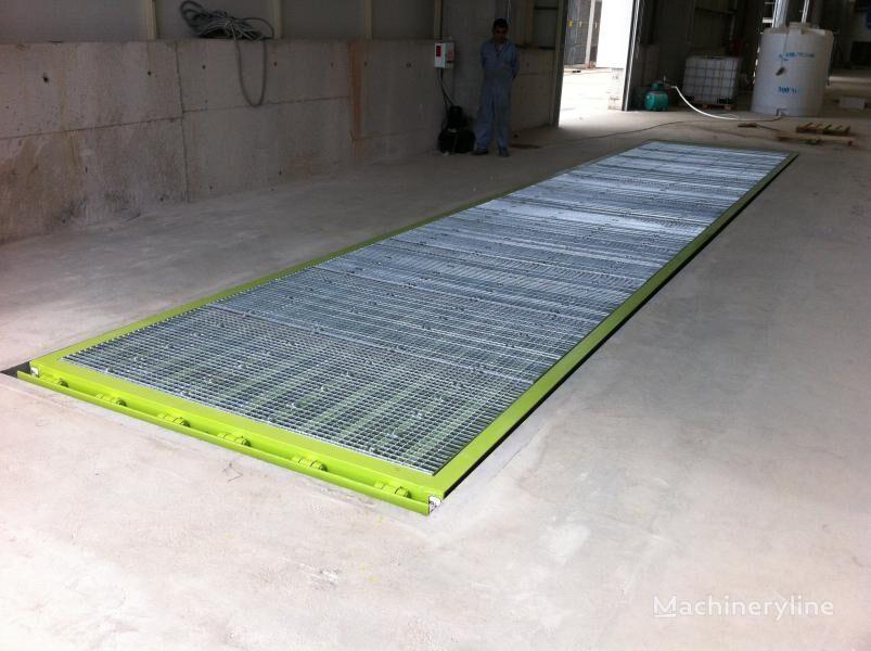 new KALE RAMPA KL-GM loading dock ramp