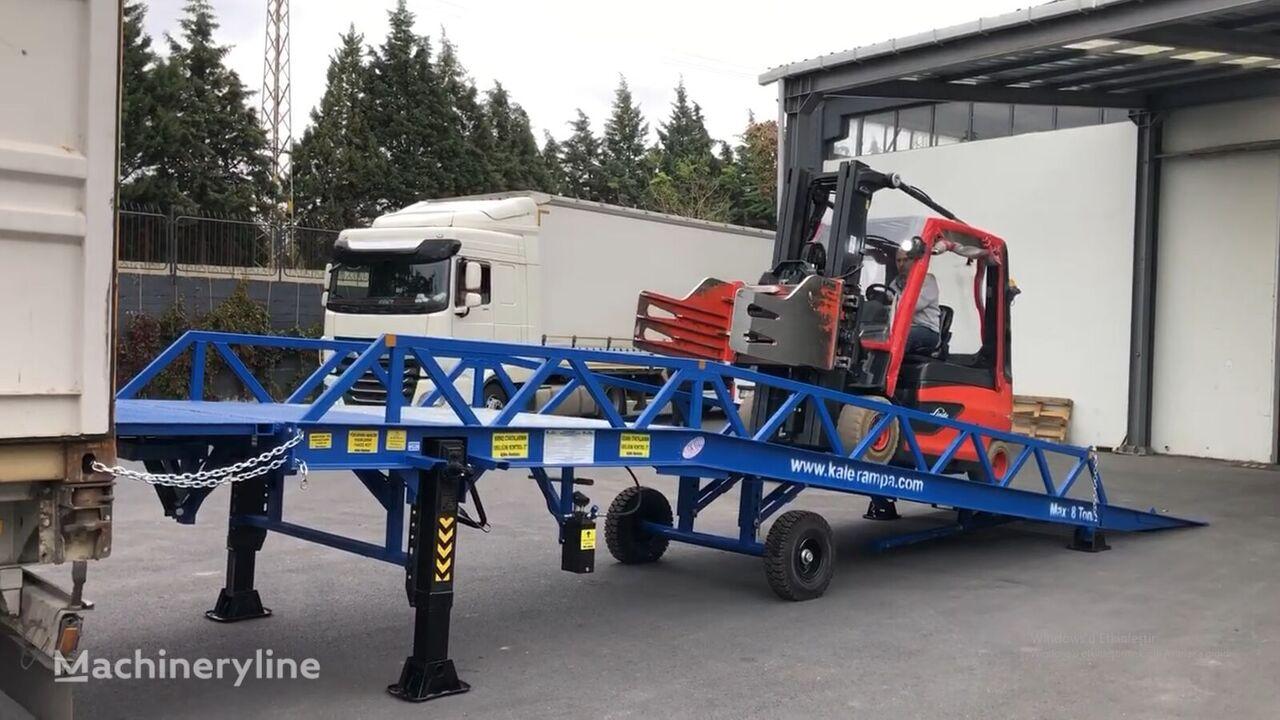 new KALE RAMPA KL-WH loading dock ramp
