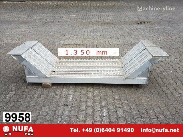 Radmulden VFR-SO loading dock ramp