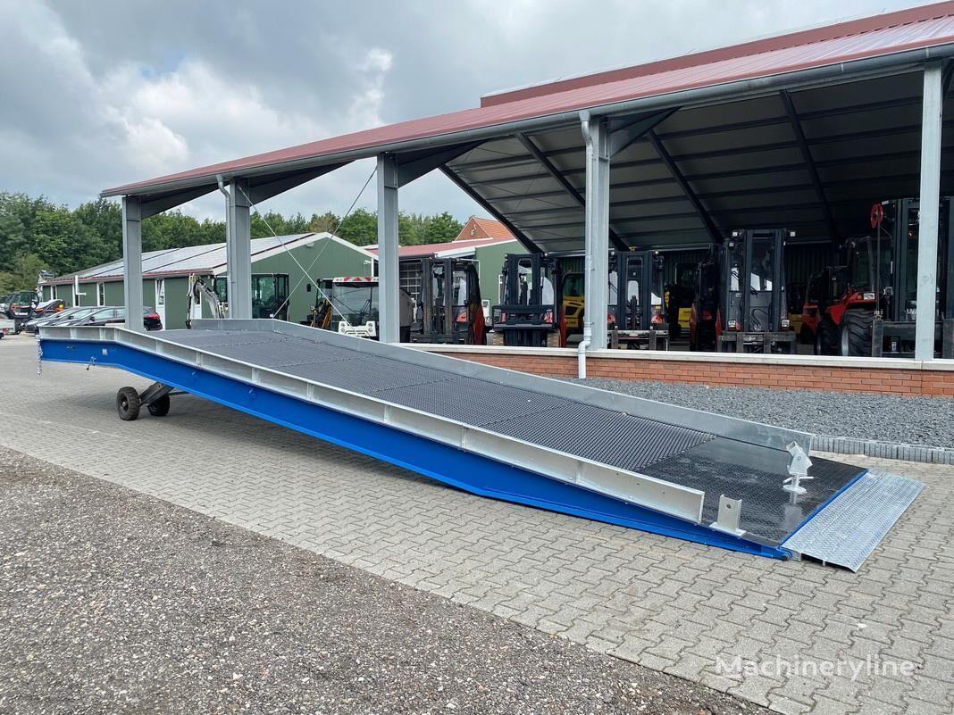 *Sonstige Verladerampe VR 12 / 2.5 loading dock ramp
