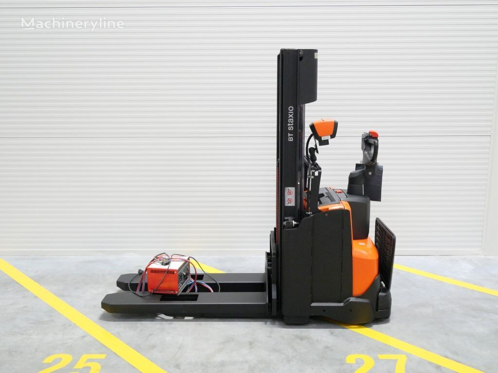 BT SWE140 + Ravas order picker