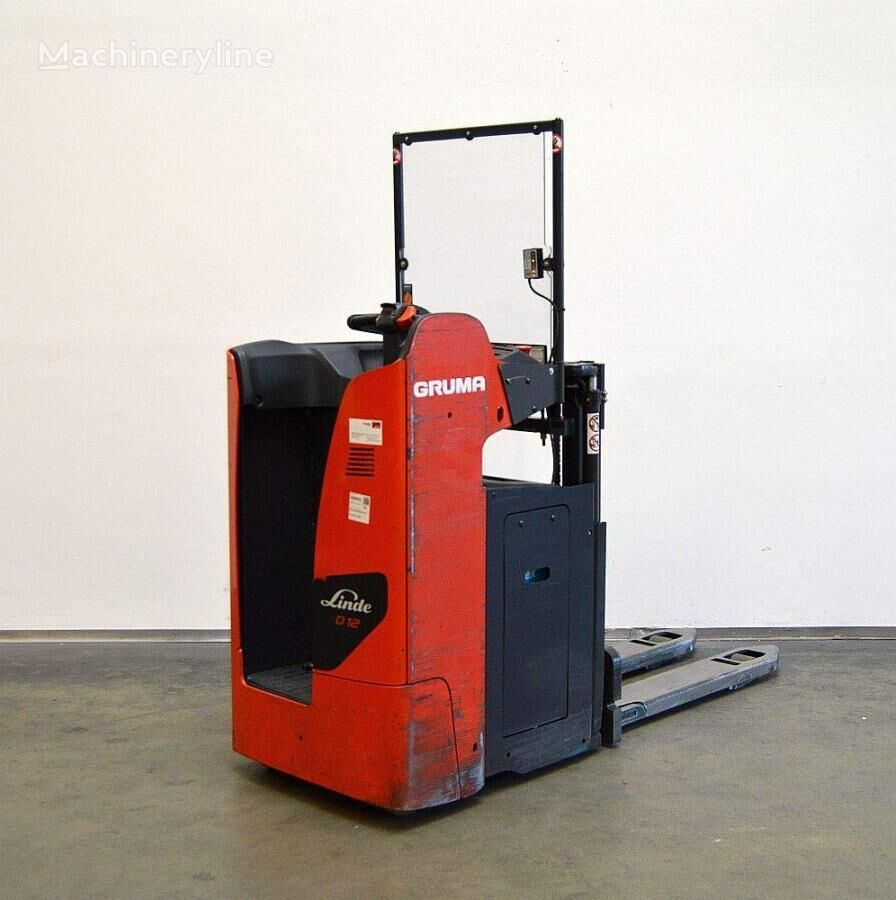 LINDE D 12 SF/1164 ION order picker