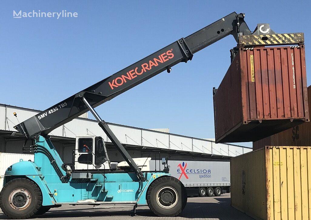 KONECRANES SMV SC4535 TB5 reach stacker