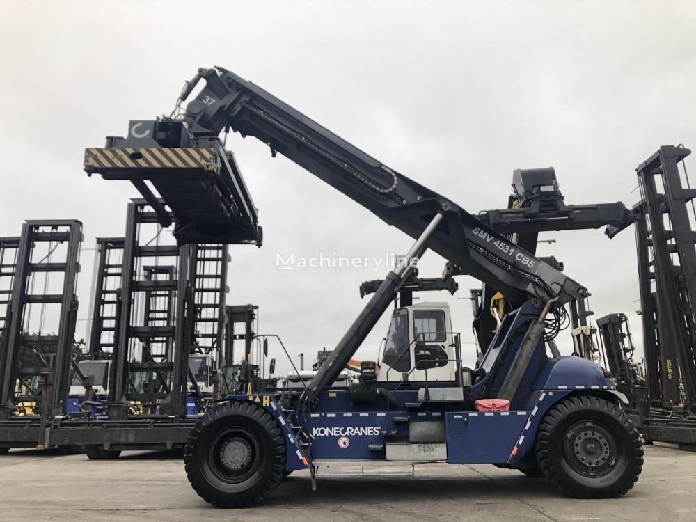 SMV Konecranes 4531 CB5 reach stacker