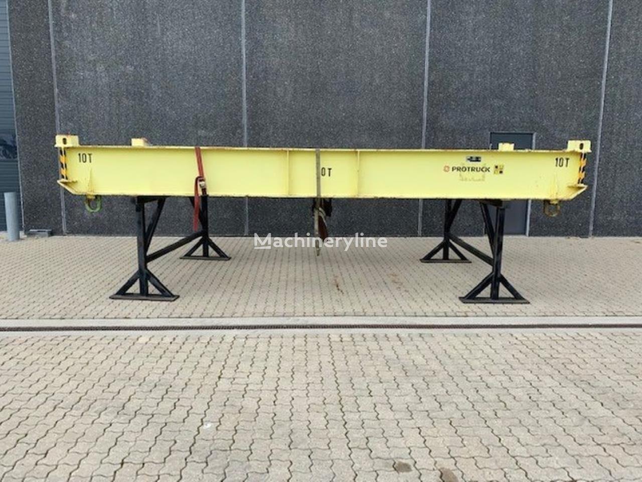 new SMV Konecranes UNIKTRUCK LF20-45RS reach stacker