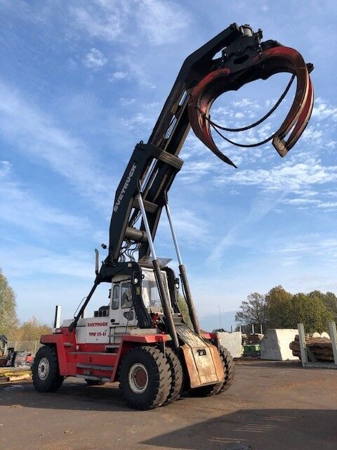 SVETRUCK TMF 15/11-54 reach stacker