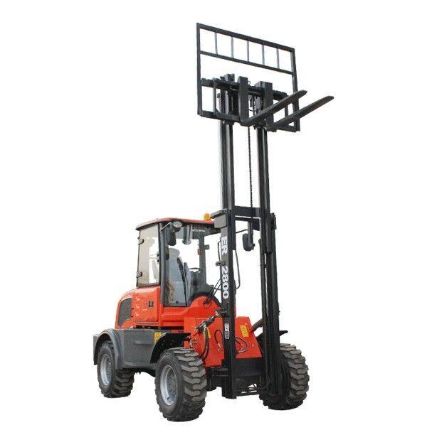 new EVERUN ERTF2800  rough terrain forklift