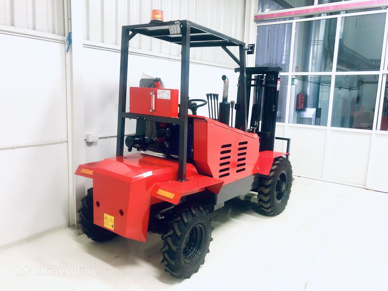 new SPIDER S15-4WD (4x4) - Todo terreno rough terrain forklift
