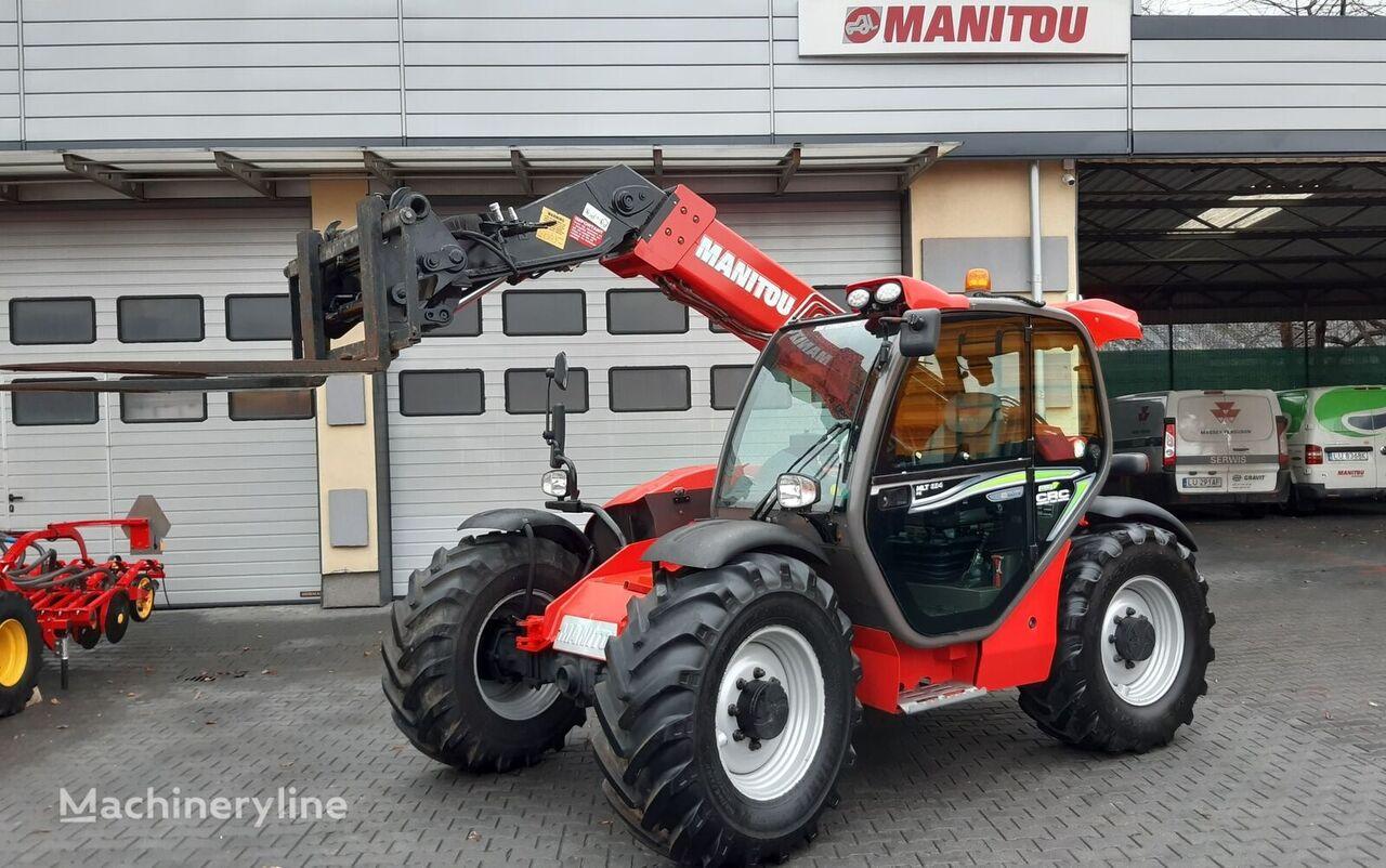 MANITOU MLT 634 120 PS telehandler