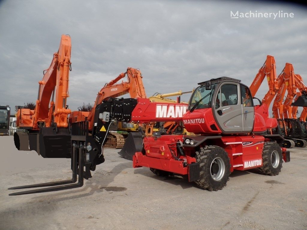 new MANITOU MRT 2550 Plus Privilege telehandler