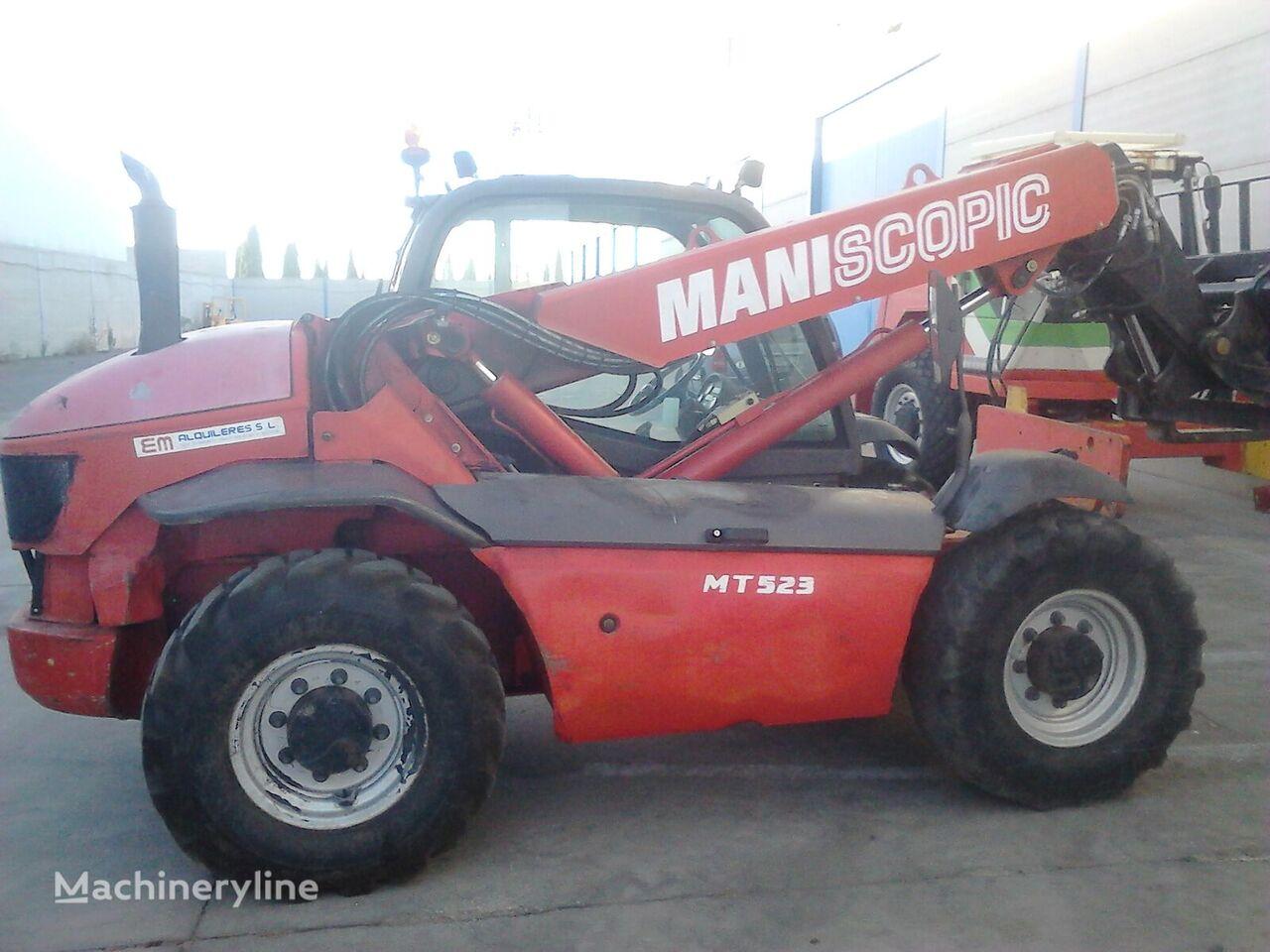 MANITOU MT 523 telehandler