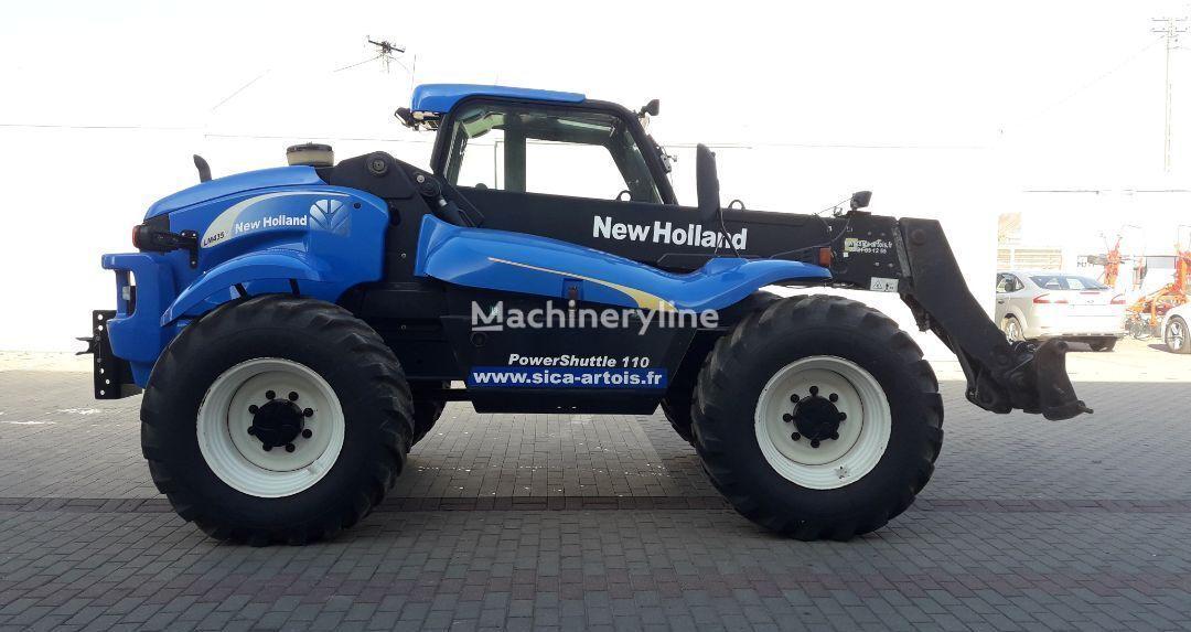 NEW HOLLAND LM435A telehandler