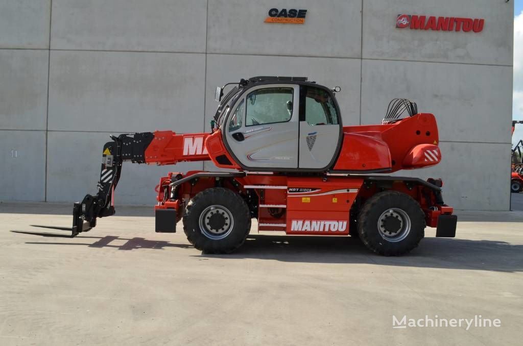 MANITOU MRT2150 Privilege Plus T4F telescopic handler