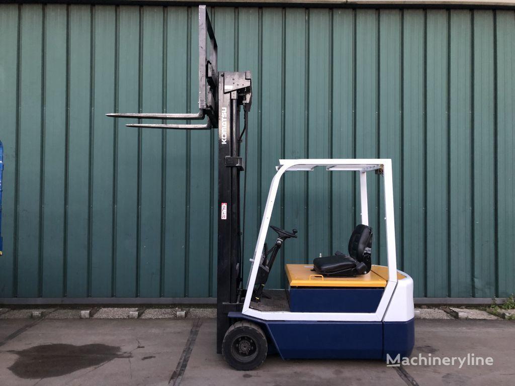 KOMATSU FB20M three-wheel forklift