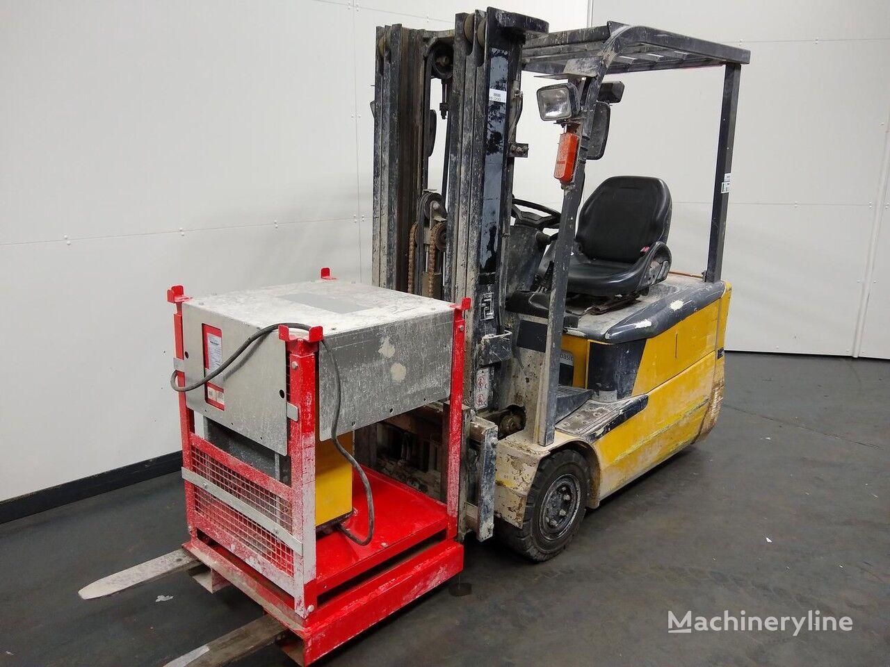 TCM FTB16-7 AC three-wheel forklift