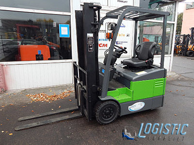 TOYOTA 7FBE10 three-wheel forklift