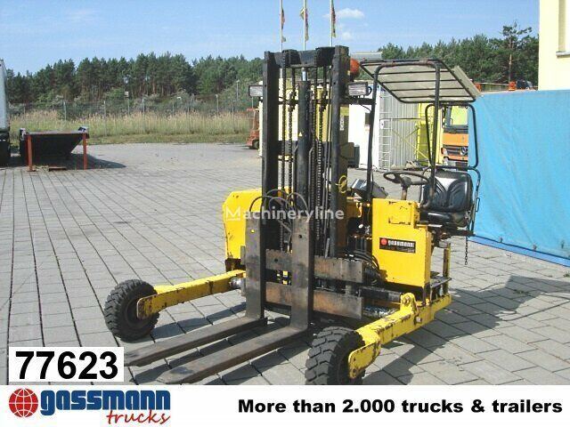STZT01 / 17412028 truck mounted forklift