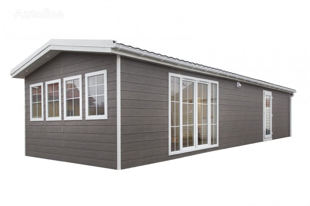 new - ALL-YEAR Mobile Home 12 x 4 meters mobile home