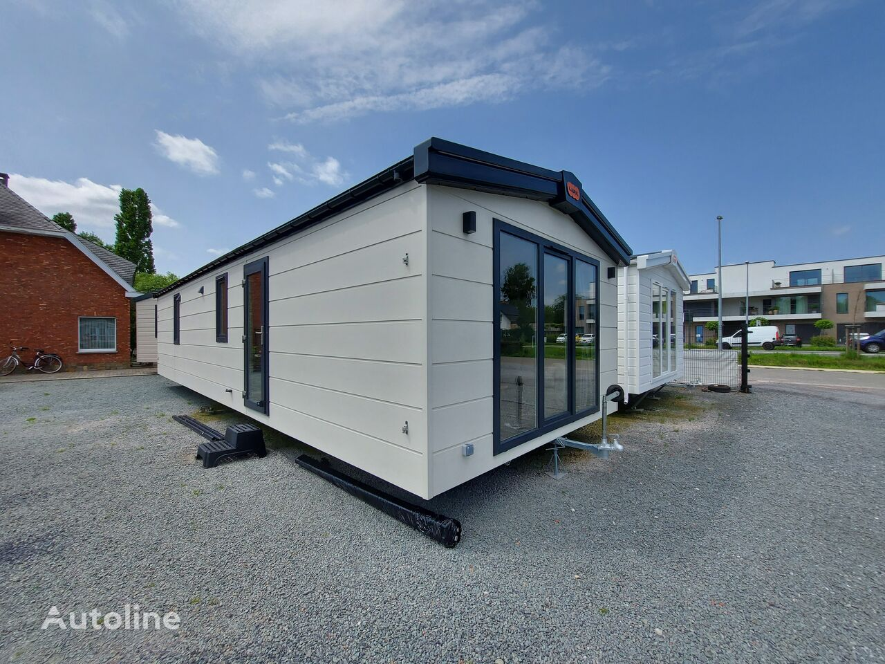 Lark Leisure Homes Jersey  mobile home