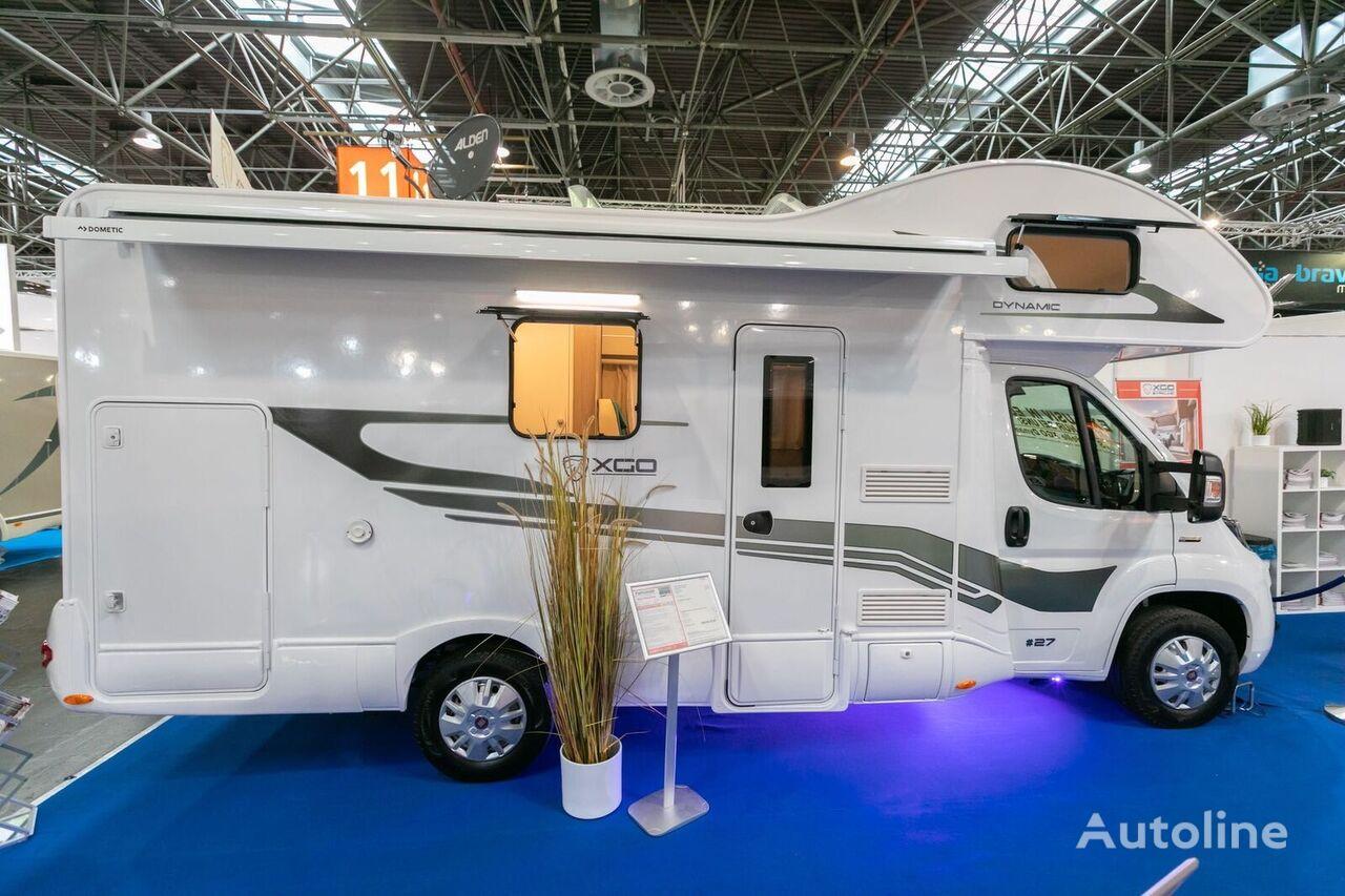 new Vanzare Autorulote model 2022 - XGO DYNAMIC 27G (RIMOR Italia)6  motorhome