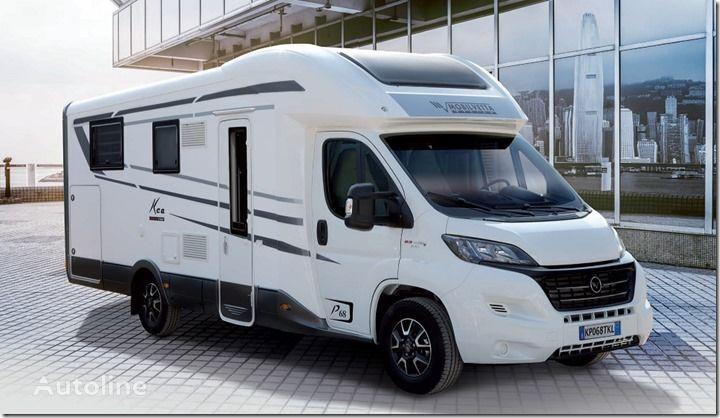 new FIAT Mobilvetta Autorulota Kea P 68,Premium Luxury–Model 2020 motorhome