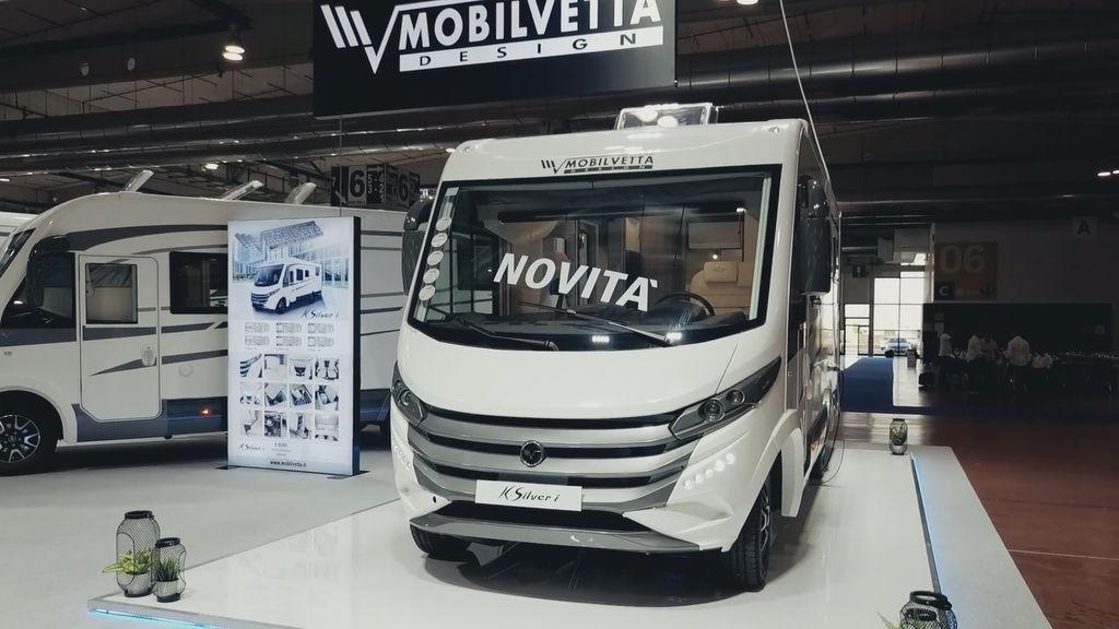 new FIAT Mobilvetta K SILVER I 59,Premium Integrate Model 2019,Permis B motorhome