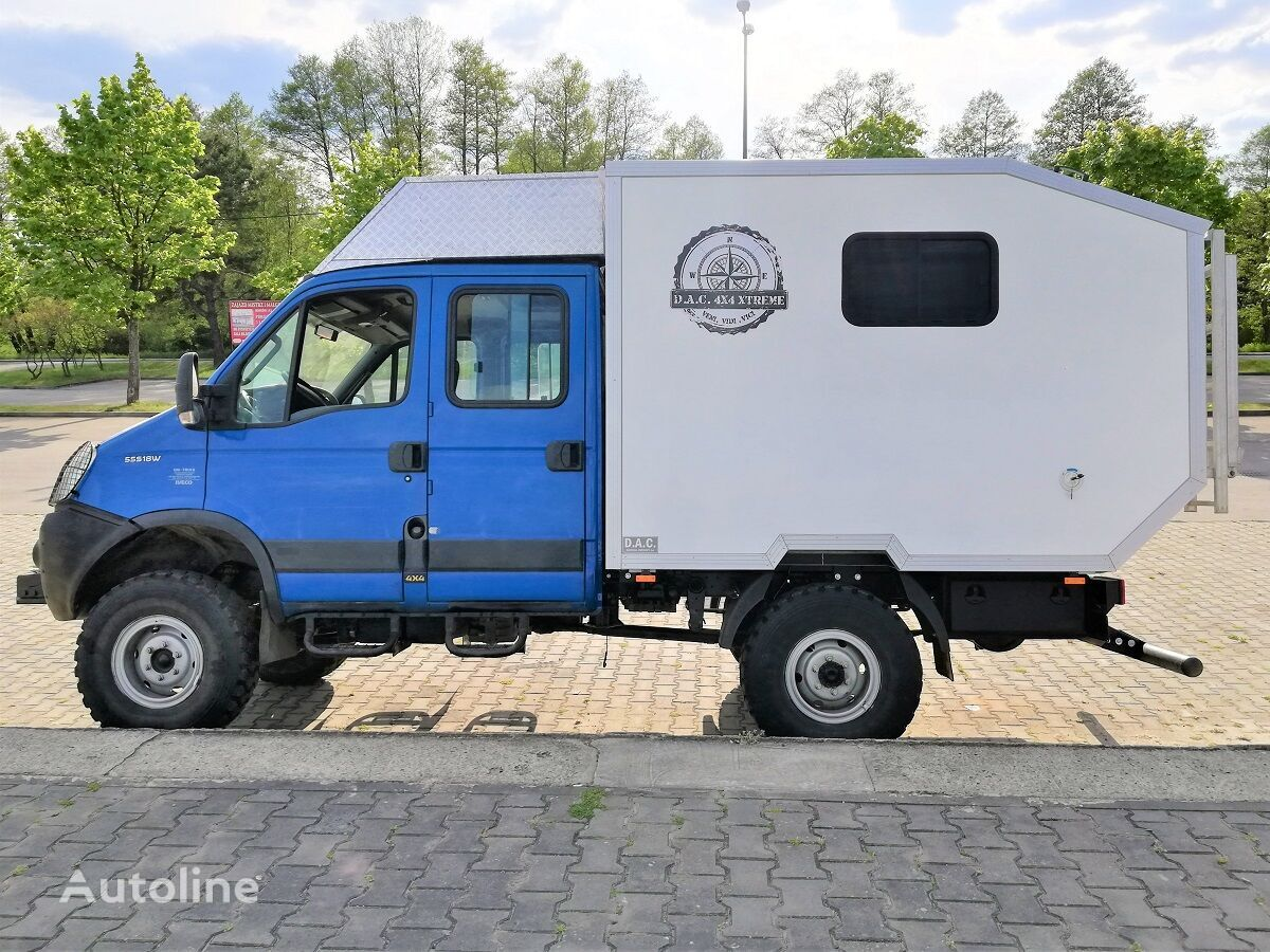 Iveco Hammer 4 4 Motorhome For Sale Poland Daleszyce Eu19080