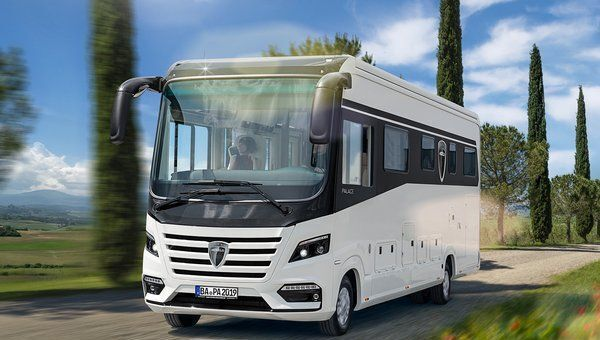 IVECO Morelo Palace 90G Trend motorhome