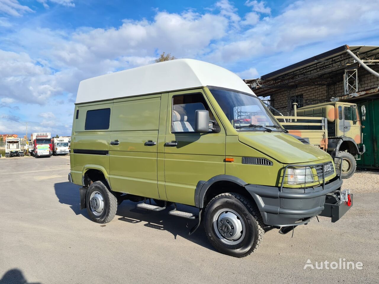 IVECO Turbo Daily 35.10 motorhome