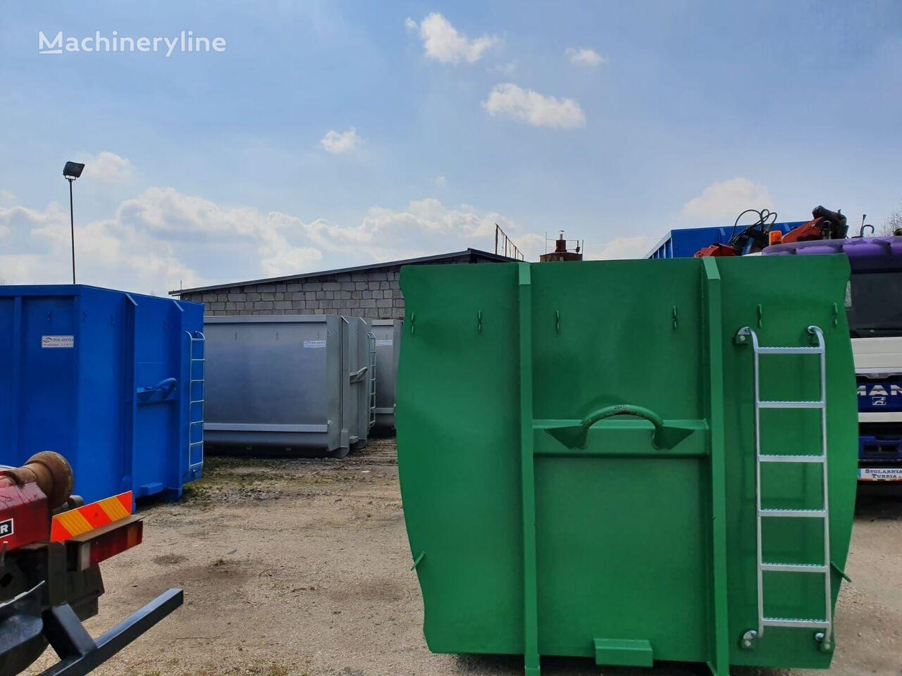 new ECO 1,ECO 2 municipal container