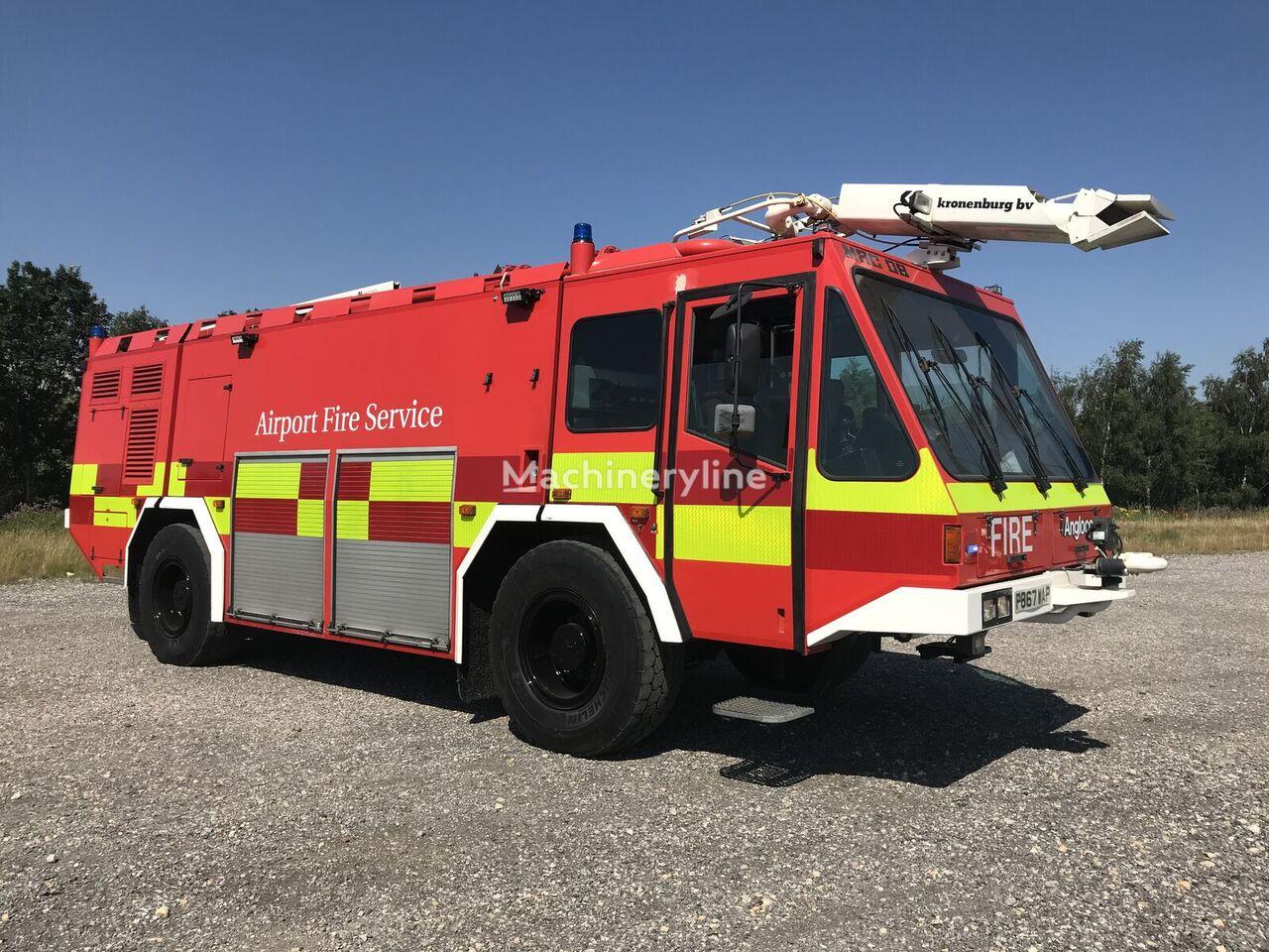 KRONENBURG MAC8 airport fire truck
