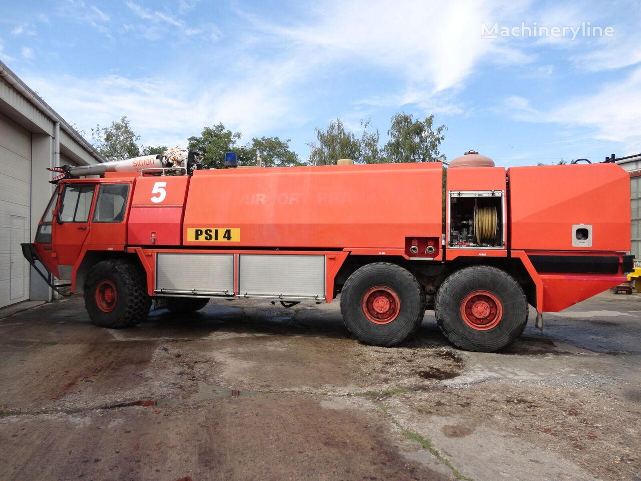 Rosenbauer PROTECTOR C.4. airport fire truck