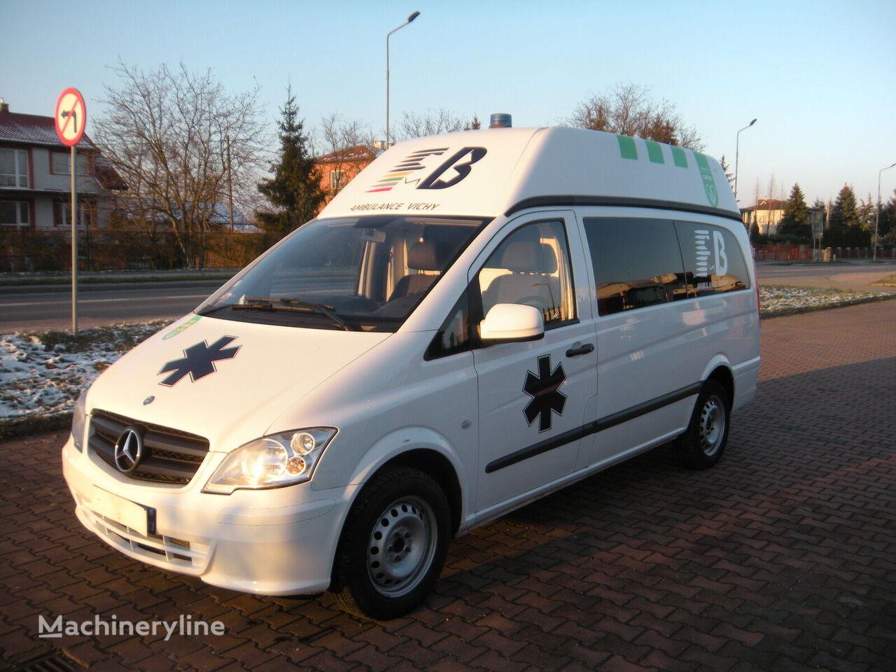 MERCEDES-BENZ Vito 163KM ambulance