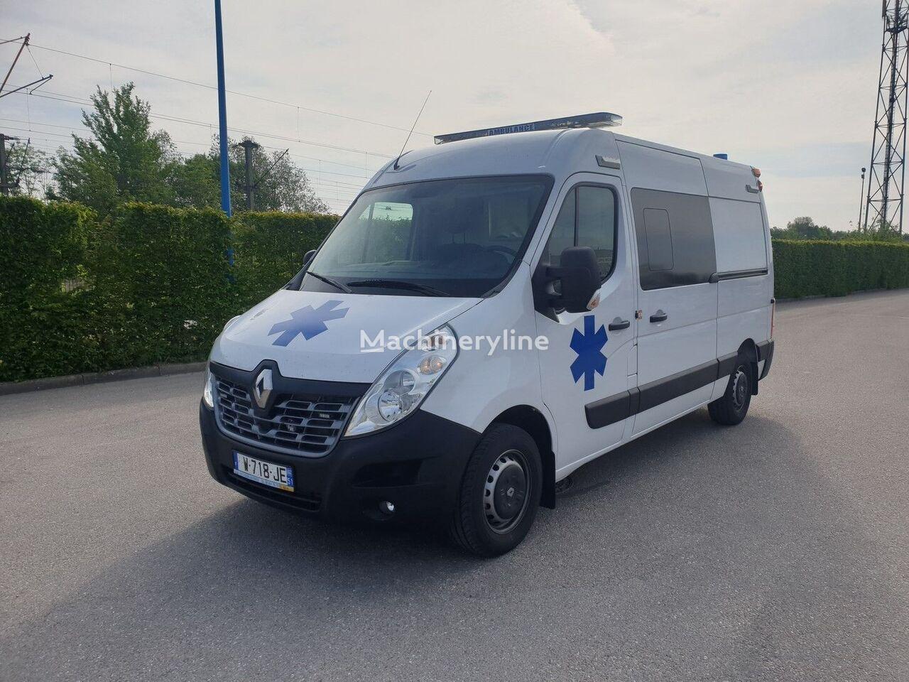 new RENAULT MASTER 2019 NEUF ambulance