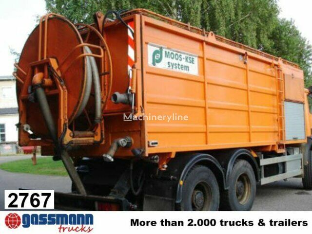 Andere KSE 414 combination sewer cleaner