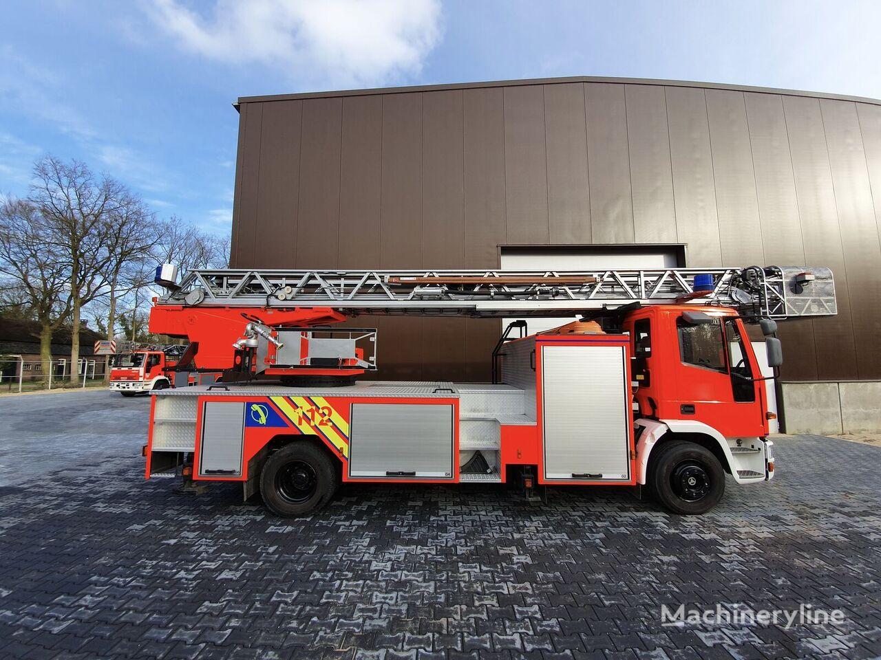 MAGIRUS DLK23-12 VARIO CC fire ladder truck