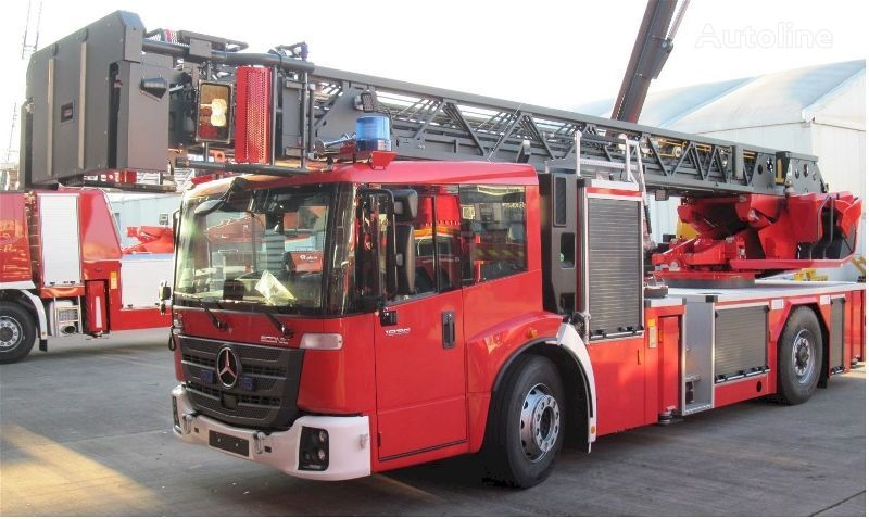 MERCEDES-BENZ F20132 Rosenbauer L 32 - Fire truck - Drehleiter fire ladder truck