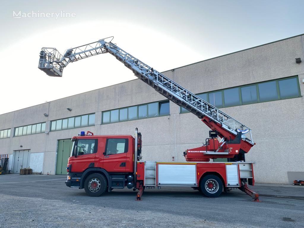 SCANIA P94DB4X2LB310 fire ladder truck
