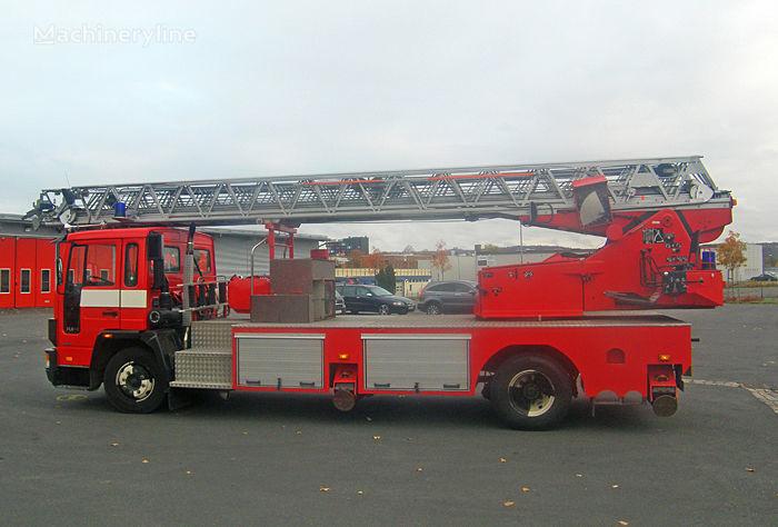 VOLVO FL-614 fire ladder truck