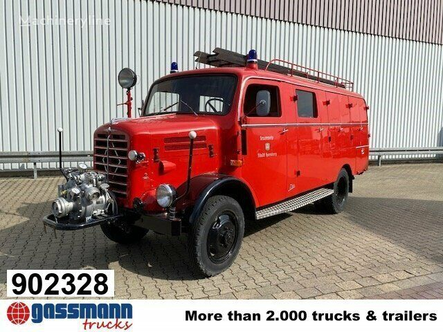 Borgward B522-A0  fire truck