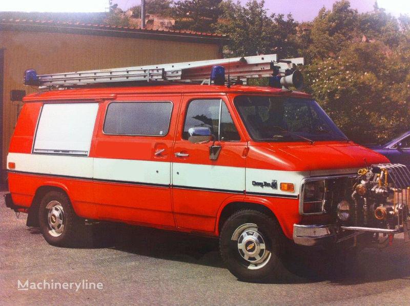 Chevrolet Van G-30 fire truck