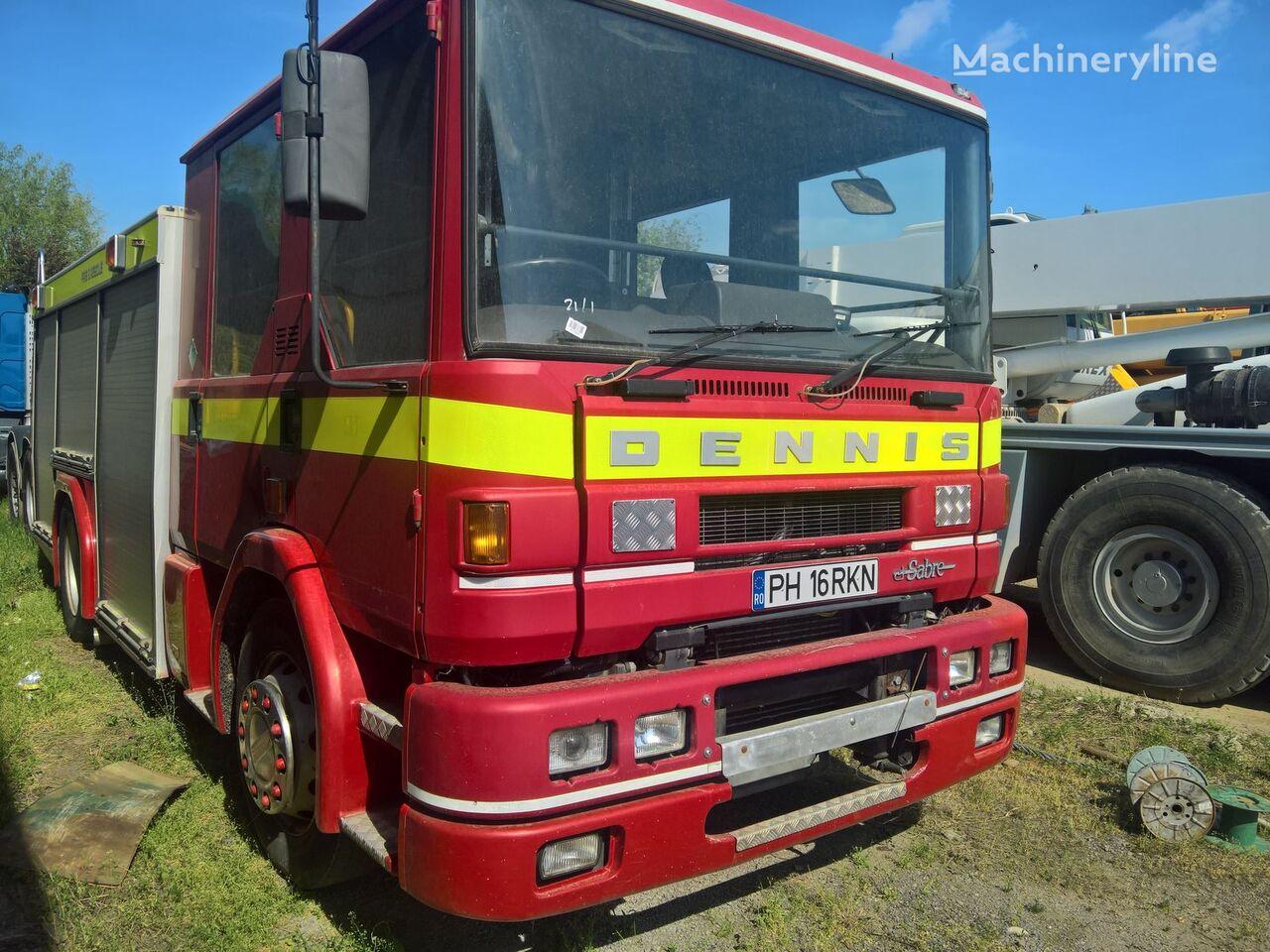 Dennis Sabre fire truck