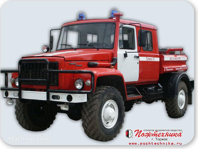 GAZ  AC 1,6-40 fire truck