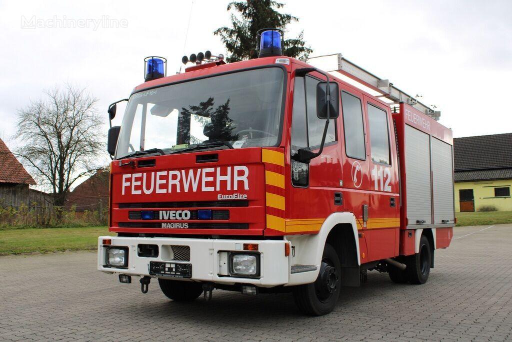 IVECO 75 E 14 fire truck