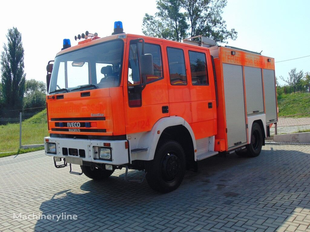 IVECO EuroFire 135E24 4x4 MAGIRUS Feuerwehr fire truck