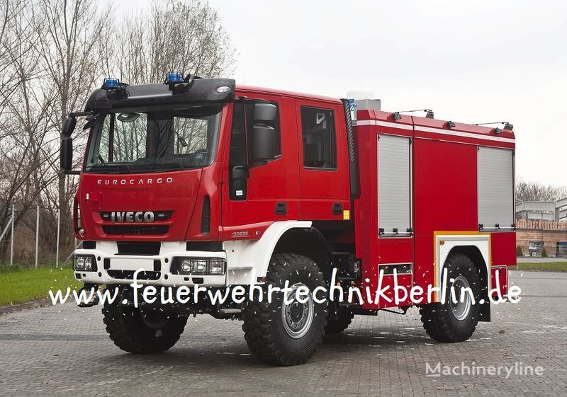 new IVECO Eurocargo ML150E28 WS Fahrgestell.: 4x4 Neufahrzeug, Sofort Verf fire truck
