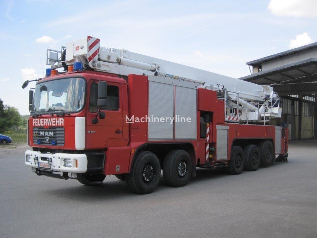 MAN 35-464 / 10 x 8 fire truck