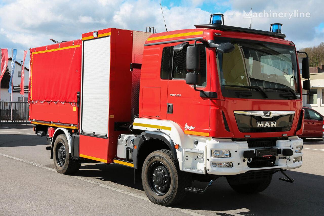 new MAN TGM 13.250 4x4 SW-KatS Feuerwehr fire truck