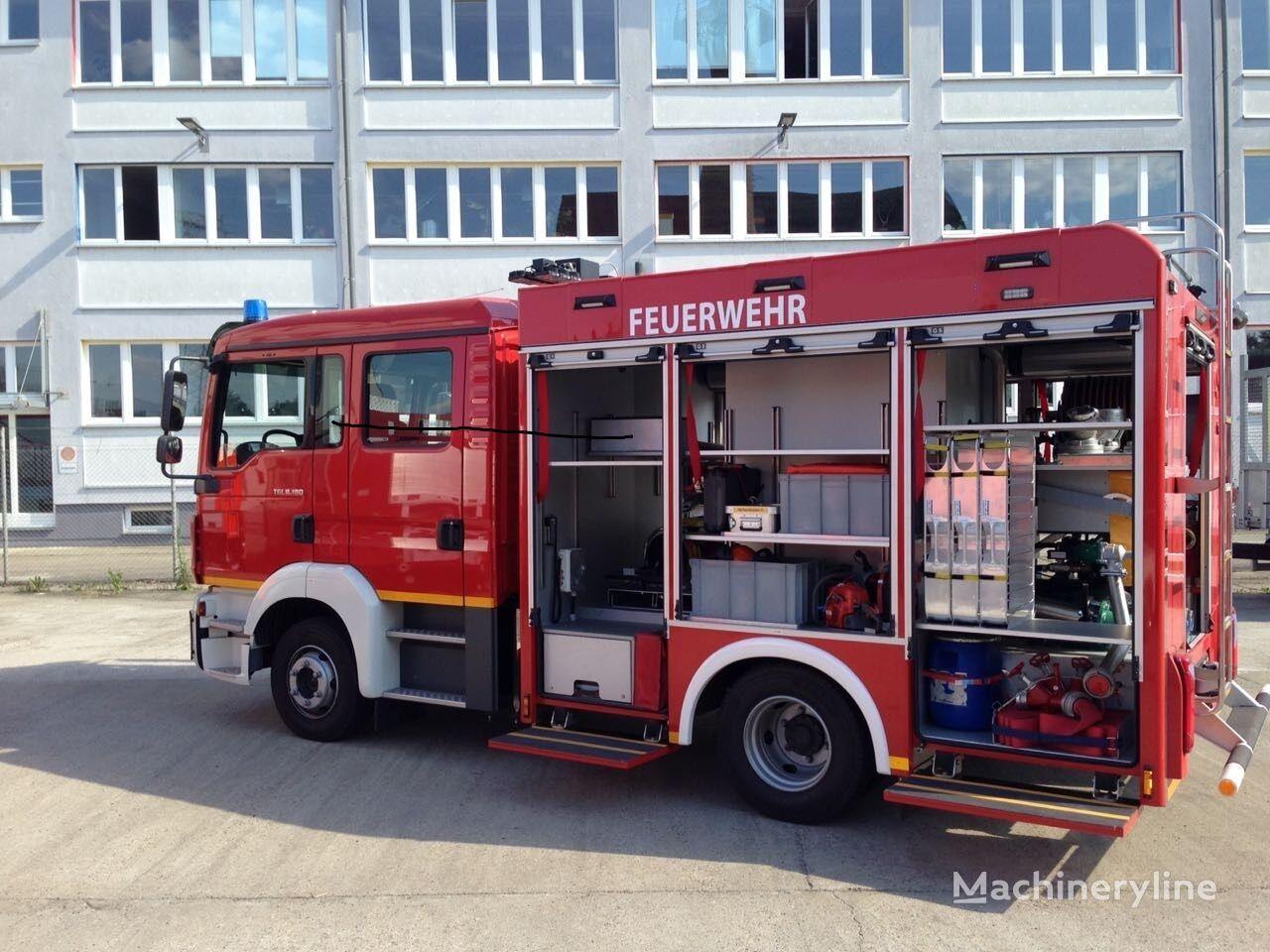 new MAN TGM 8.180 MLF fire truck