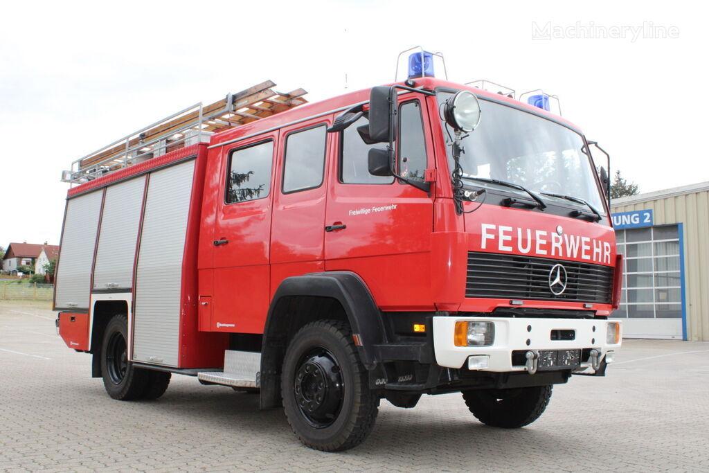 MERCEDES-BENZ 1124 AF fire truck